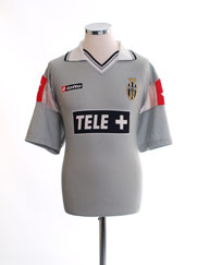 2000-01 Juventus Third Shirt L