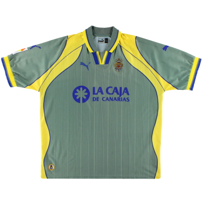 2000-01 Las Palmas Puma Away Shirt L