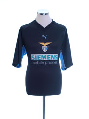 2000-01 Lazio Puma Training Shirt XL