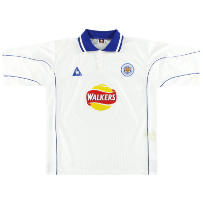 2000-01 Leicester City Le Coq Sportif Away Shirt XL