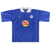 2000-01 Leicester Le Coq Sportif Home Shirt Savage #8 M