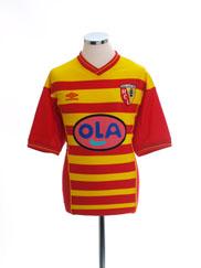 2000-01 Lens Home Shirt L
