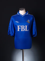 2000-01 Macclesfield Home Shirt XL