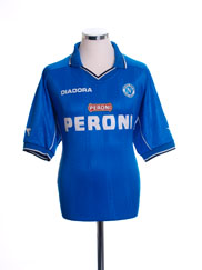 2000-01 Napoli Home Shirt XL