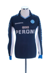 2000-01 Napoli Third Shirt L/S S