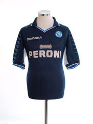 2000-01 Napoli Third Shirt XL