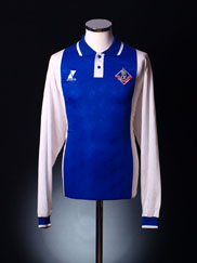 2000-01 Oldham Home Shirt L/S *As new* XL