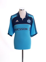 2000-01 Olympique Marseille Third Shirt L
