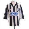 2000-01 PAOK Home Shirt Camps #10 XL
