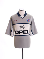 2000-01 Paris Saint-Germain Away Shirt L