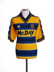 2000-01 Parma Home Shirt M