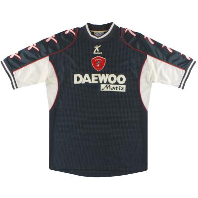 2000-01 Perugia Third Shirt XL
