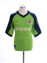 2000-01 Peterborough Away Shirt M