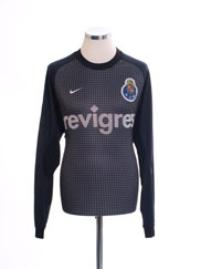 2000-01 Porto Goalkeeper Shirt L