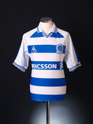 2000-01 QPR Home Shirt *Mint* S