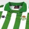 2000-01 Real Betis Kappa Home Shirt L