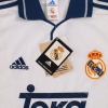 2000-01 Real Madrid Home Shirt *BNWT* L