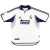 2000-01 Real Madrid Home Shirt Figo #10 XL