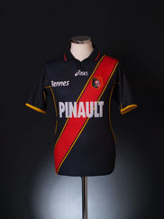 2000-01 Rennes Centenary Third Shirt S