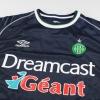 2000-01 Saint Etienne Umbro Away Shirt XL