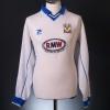 2000-01 Shrewsbury Match Issue Away Shirt L/S #15 L