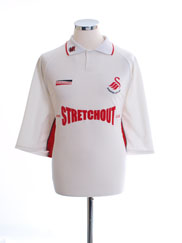 2000-01 Swansea City Home Shirt XXL