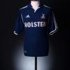2000-01 Tottenham Away Shirt Rebrov #11 L