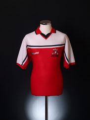1999-00 Trinidad & Tobago Home Shirt *As New* S