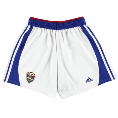 2000-01 Yugoslavia adidas Home Shirts M