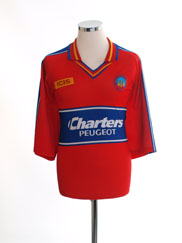 2000-02 Aldershot Town Home Shirt
