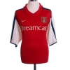 2000-02 Arsenal Home Shirt Henry #14 M