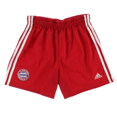 2000-02 Bayern Munich Champions League Home Shorts M