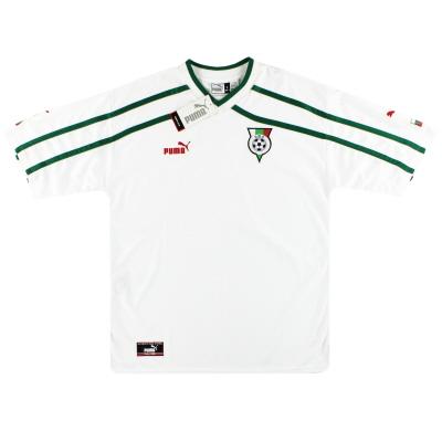 2000-02 Bulgaria Puma Home Shirt *w/tags* L