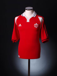 2000-02 Canada Home Shirt XL
