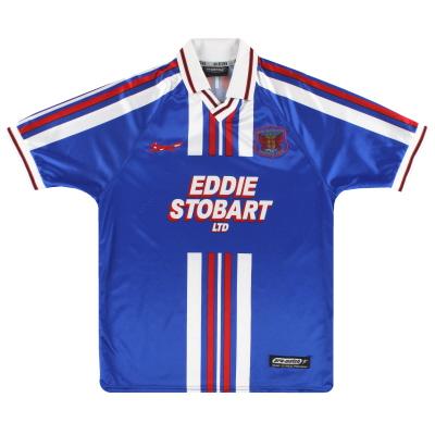 2000-02 Carlisle Errea Home Shirt S