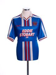 2000-02 Carlisle Home Shirt XL