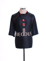 2000-02 Charlton Third Shirt M