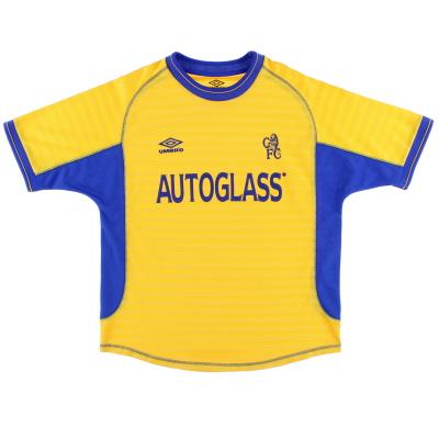 2000-02 Chelsea Away Shirt M