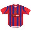2000-02 FC Basel Nike Home Shirt Yakin #28 S