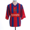 2000-02 FC Basel Signed Home Shirt Ergic #22 XL