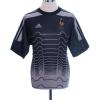 2000-02 France Goalkeeper Shirt Barthez #16 M