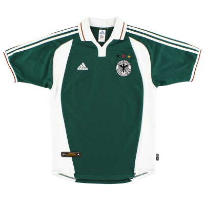 2000-02 Germany Away Shirt M.Boys