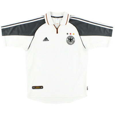 2000-02 Germany Home Shirt S