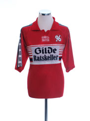 Hannover 96  Home baju (Original)