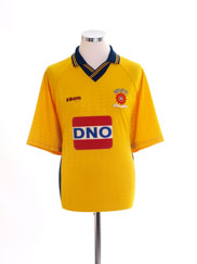 2000-02 Hartlepool Away Shirt XXL