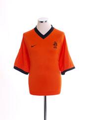 2000-02 Holland Home Shirt XL