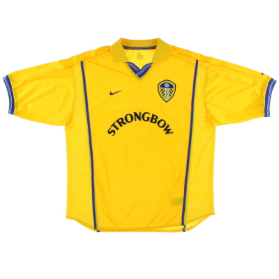 2000-02 Leeds Away Shirt XL