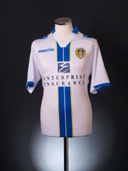 2013-14 Leeds Home Shirt *BNIB*