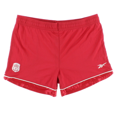 2000-02 Liverpool Home Shorts M