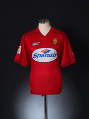 2000-02 Mallorca Home Shirt L